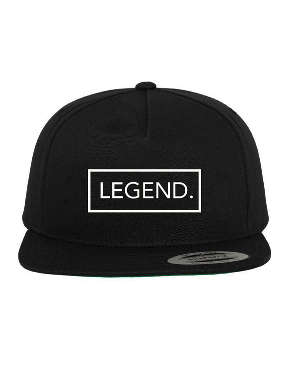 LEGEND BLACK SNAPBACK 0a14ffe1ef53