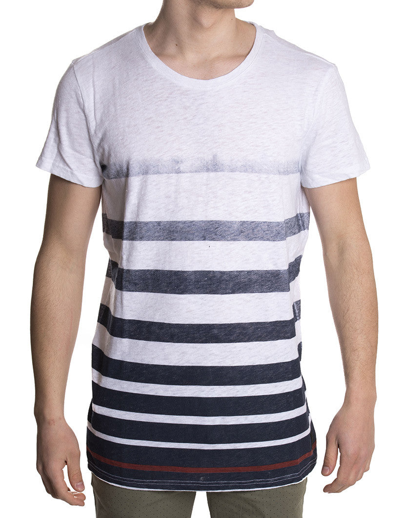 MEN'S T-SHIRTS | MAXIM WHITE T-SHIRT | ANERKJENDT