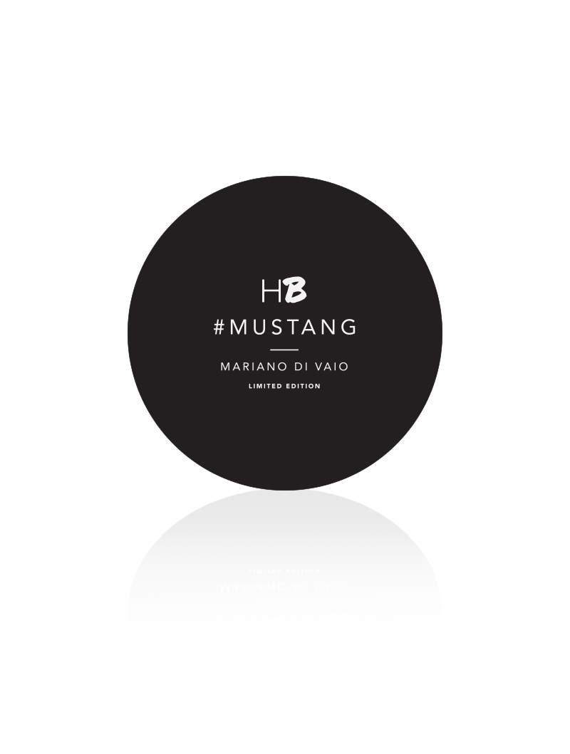 HAIRCARE | MUSTANG PASTE | SHAPING WAX | TEXTURIZING PASTE | MATT FINISH | HAIRBELLO | Mariano Di Vaio Limited Edition | Nohow
