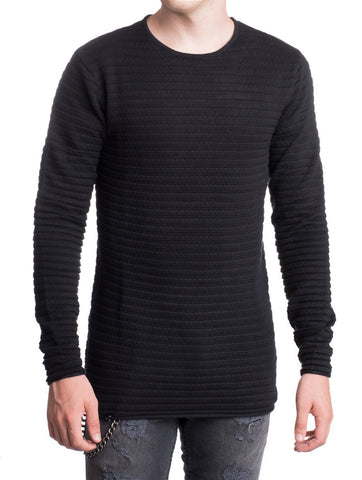 MEN'S SWEATSHIRT | TARAS KNIT | NOHOW STYLE