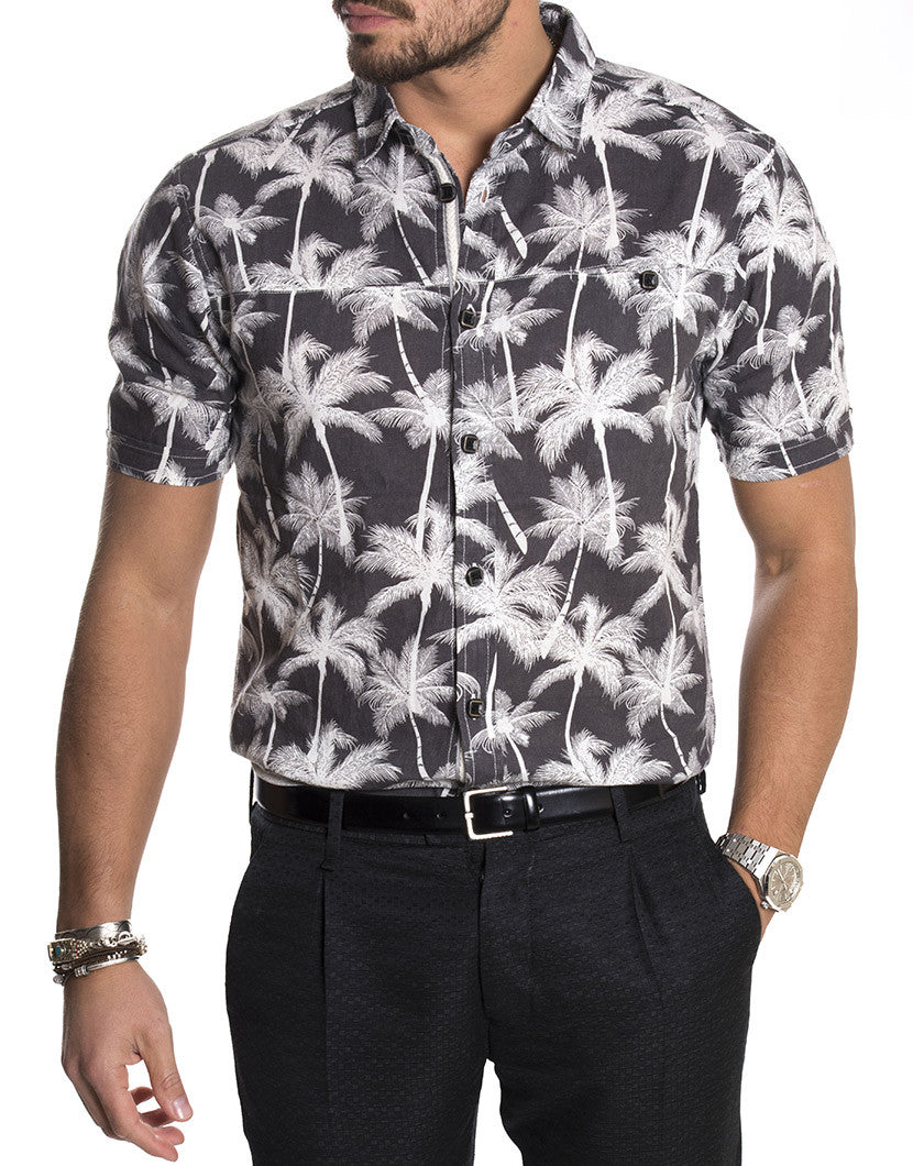 Nohow-Style-Shirt-Stylish-Uomo-Men
