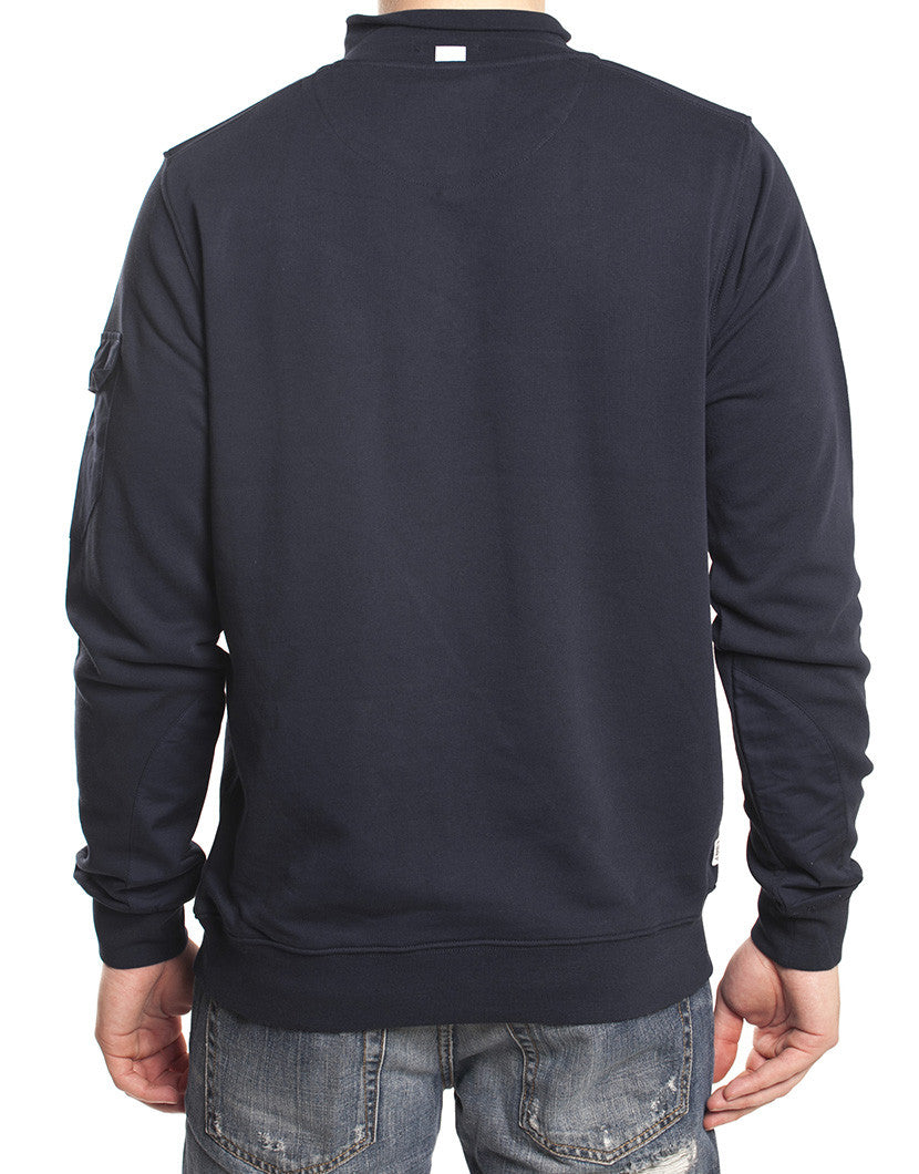 GALINO NAVY SWEATER