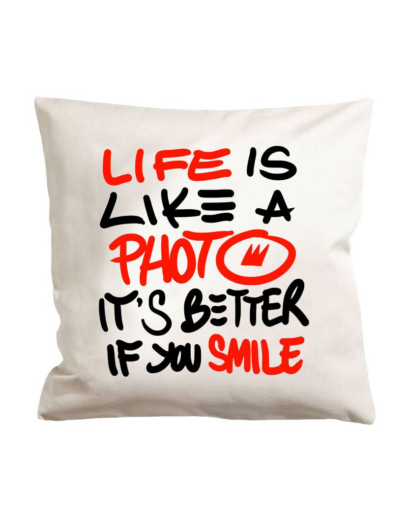 Smile pillowcase nohow