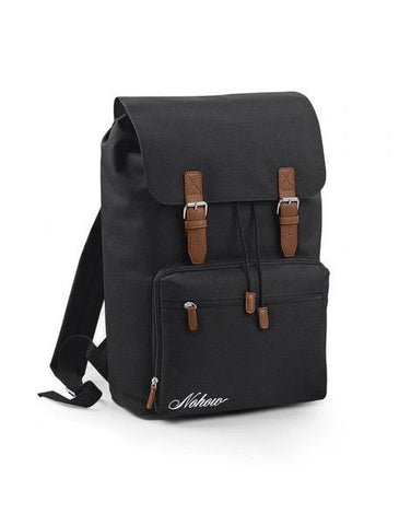 BLACK DUST BACKPACK BAG