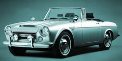 Datsun Roadster SP/SR Series 1962-1970