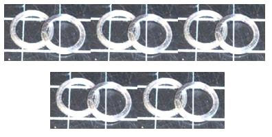 "Fuel line 10 piece gasket set for Honda S ""M"" Type"