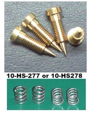 Idle Adjusting Screws and Spring Parts for Honda S Series