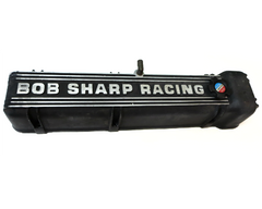 Bob Sharp Racing valve cover with cap rare!