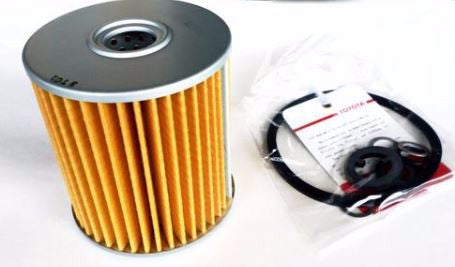 Oil filter kit for Toyota Sports 800