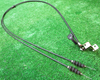 Choke cable assembly for Datsun 240Z Seies 2