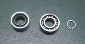 Starter inner collar, bearing, seal, and clip set kit for Honda S Series