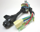 Headlight / wiper combination switch for 1973 Datsun 240Z, NOS