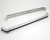 Tail lamp center molding set for Datsun 240Z
