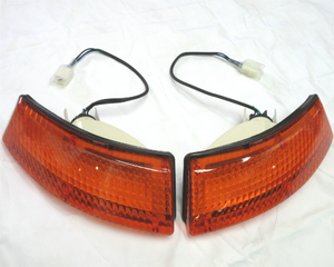 12 j4220 front turn signal light assembly set for 1969 74 datsun 240z and 260z 1 300x