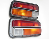 Tail lamp Euro / Japanese spec Fairlady Z with harness and seal, reproduction