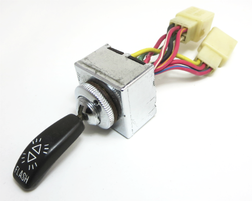 Rebuilt hazard switch for 1969 -'71 1/2 Datsun 240Z Series 1