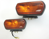 Euro rear turn lamp