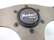 Number 7 Racing Horn Button Switch
