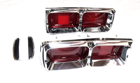 Tail lamp assembly set for Skyline GT-R Hakosuka Late Type