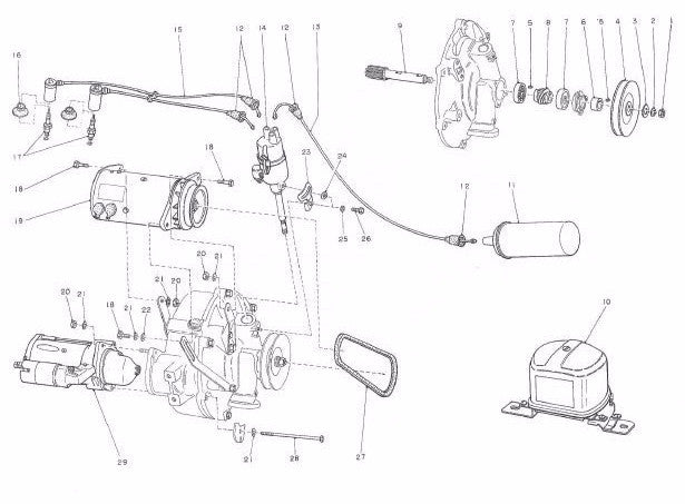 Dibujos Para Colorear Potato together with Transmission Mitsubishi L400 as well Vacuum Hose Problems On Buick 350 Engines as well T16672413 Want vacuum hose diagram suzuki swift besides Subaru Sambar Parts. on suzuki carry van wiring diagram