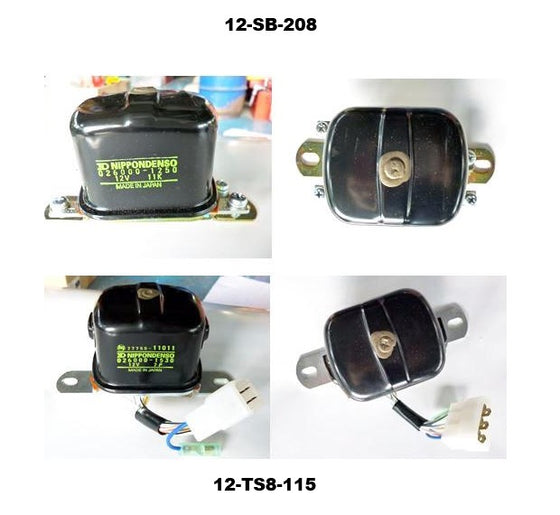Voltage regulator for Toyota Sports 800