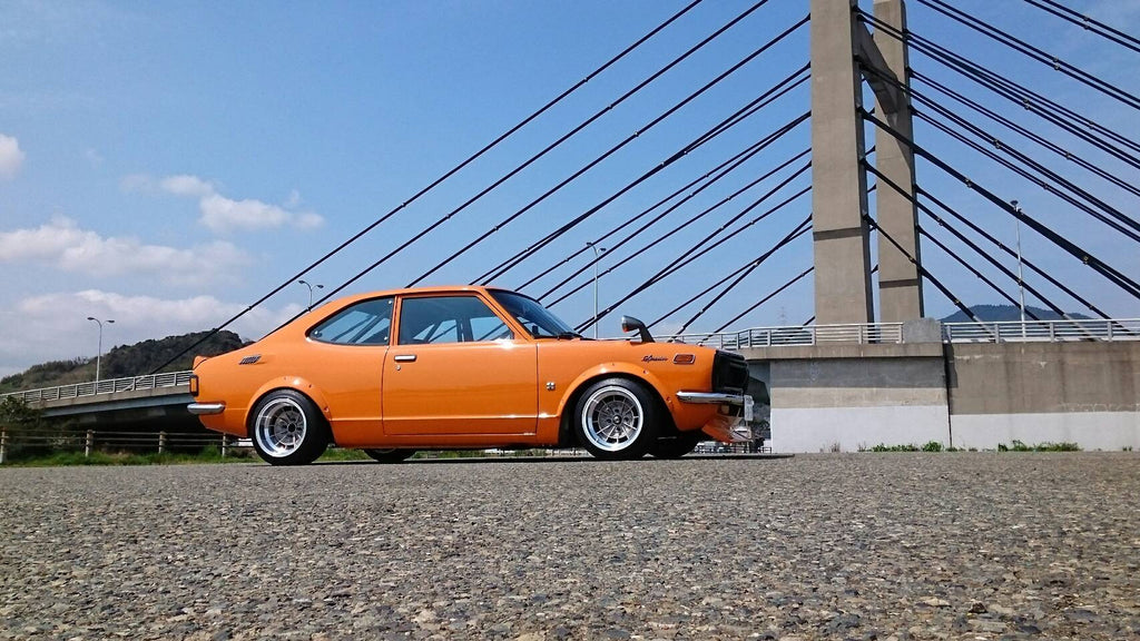 NEO TOSCO (Vintage TRD style) Wheels for Vintage Toyota cars – JDM ...