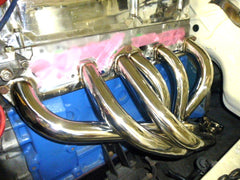 "Nissan Skyline Hakosuka / Kenmeri stainless steel performance exhaust headers (NO INT""L SHIPPING)"