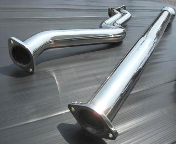 Stainless Exhaust system for Toyota Corolla TE27 (NO INT'L SHIPPING)