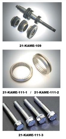 Kameari Performance 71B 5 Speed Transmission Close Gear set for Skyline Hakosuka / Kenmeri / Laurel / Fairlady Z Datsun 240Z
