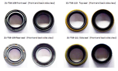Transmission oil seal for Toyota Sports 800