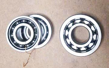 Differential pinion bearing set for Honda S800