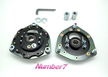 Number 7 performance front strut mount  set Version 2 for Nissan Skyline GC10 Hakosuka / GC110 Kenmeri / Datsun 510