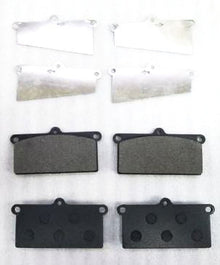 Reproduction MK63 front brake pad set for Skyline Hakosuka