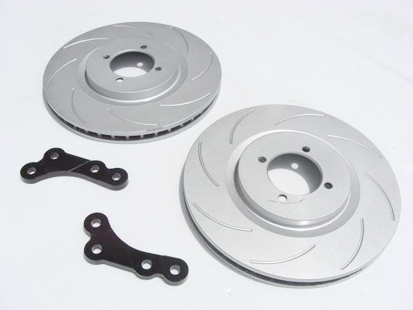 R32 type M 300mm front brake rotor conversion kit for Skyline Hakosuka / Kenmeri / Laurel