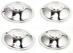 Reproduction Hub cap 4 pc set for Subaru 360 Deluxe sedan NEW!