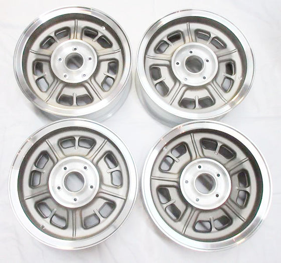 Toyota 2000GT Stock Wheels Reproduction NOS