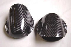 Dry Carbon fiber air inlet set by 09 Racing for Nissan Hakosuka 2D HT