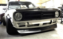 Front Spoiler 09 Racing for Nissan Sunny Truck B110 Sedan / VB110 Wagon 1970-1973