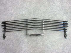 Datsun 240Z Front Grille Reproduction Euro 1969-1972 Black Painted Finish