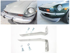 280Z to 240Z Light weight Version Front bumper conversion bracket kit for US 1974-78 Datsun 260Z 280Z