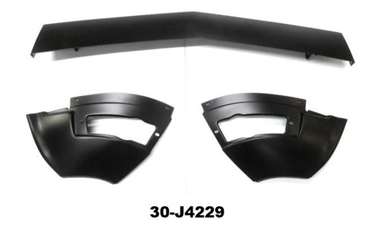 Front Valance Parts for Datsun 240Z / 260Z 1969-1974