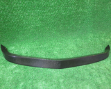 Datsun 240Z 260Z 280Z Euro spec OEM style front spoiler carbon finish (NO INT'L SHIPPING)