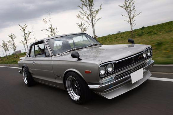 Fender Mirror set for Nissan Skyline Hakosuka 2D HT