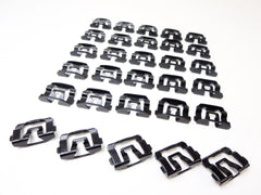 Window molding clip set for Skyline Kenmeri / Laurel