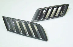 Hood louver set for Corolla Toreno TE27