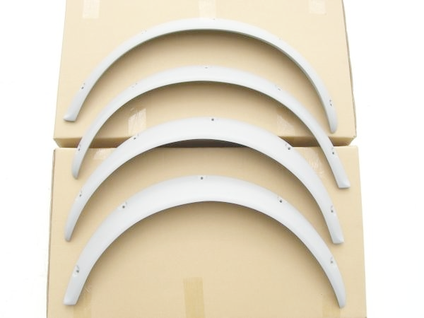Wide fender flare set for Corolla TE27 (NO INT'L SHIPPING)