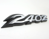 """240Z "" rear hatch emblem 1969-1973 ""240Z"""