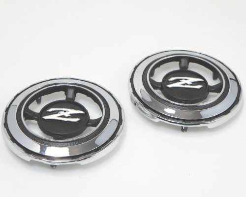 Quarter panel emblem set (a pair) for Datsun 240Z, 260Z, and 280Z