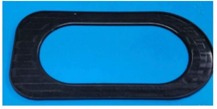 Tail lamp gasket for Honda S800 Sold individually