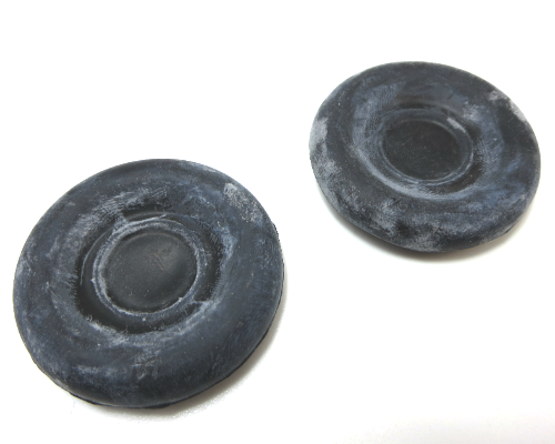 Rear hatch plug set for Datsun 240Z, 260Z, and 280Z